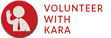 Volunteer with Kara